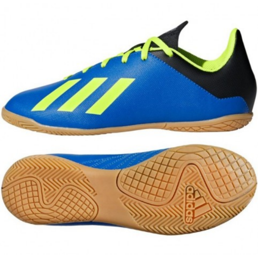 Kép 1/2 - Adidas X Tango 18.4 IN teremcipő junior
