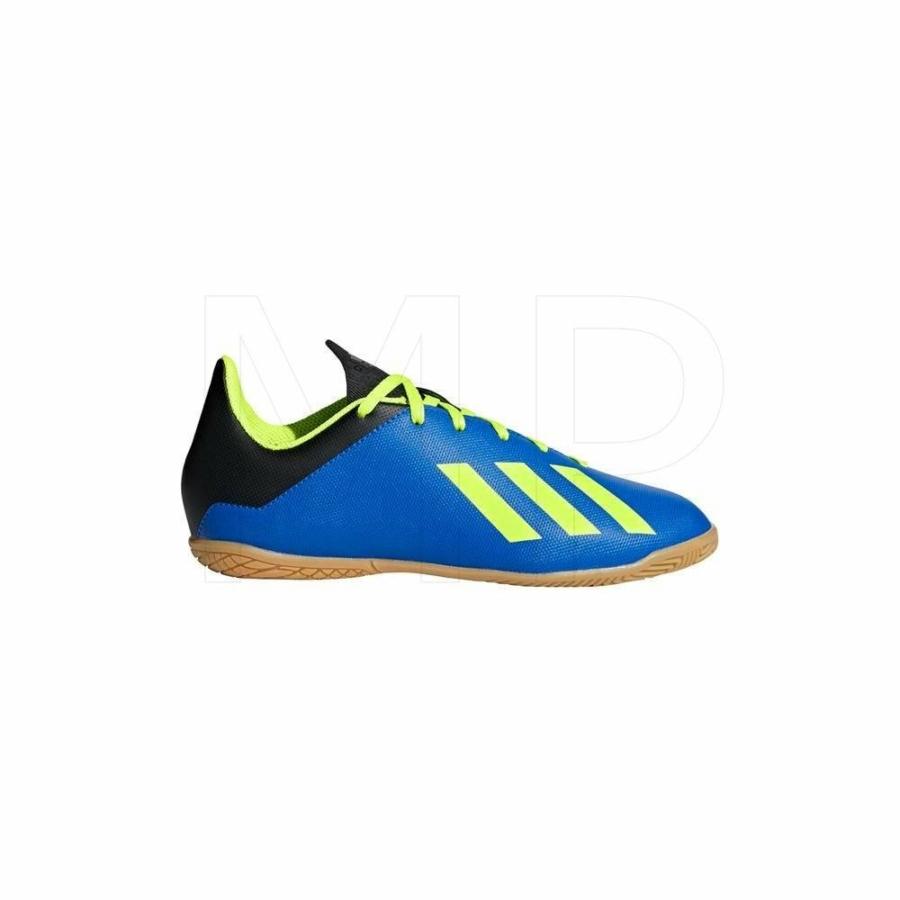 Kép 2/2 - Adidas X Tango 18.4 IN teremcipő junior 1