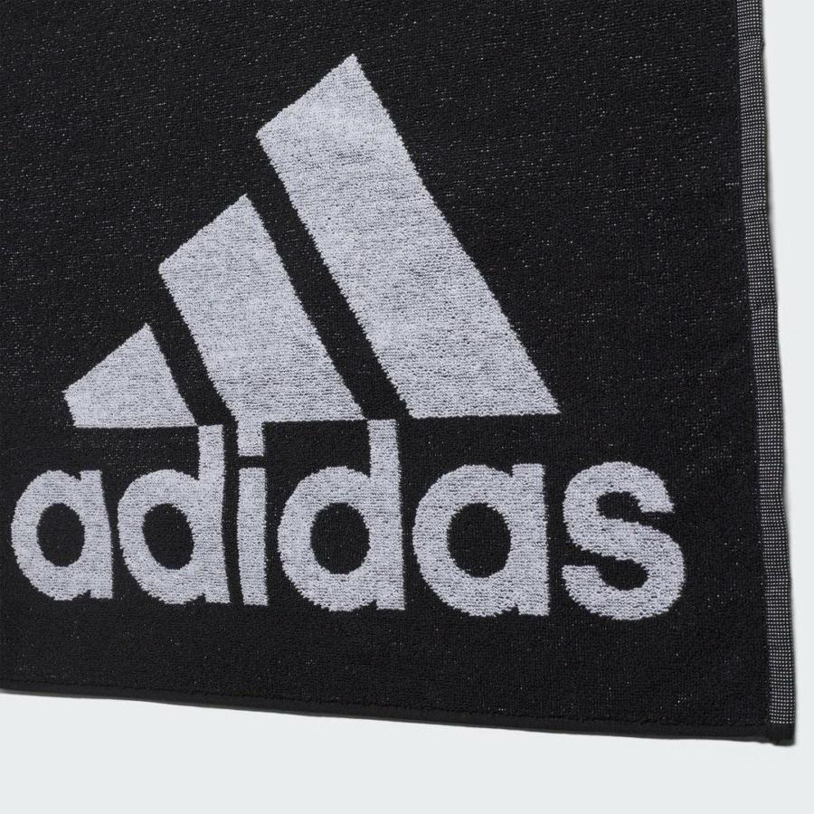 Kép 1/4 - Adidas Törölköző fekete S