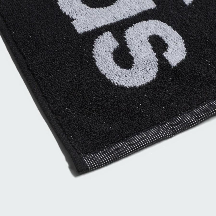 Kép 2/4 - Adidas Törölköző fekete S 1