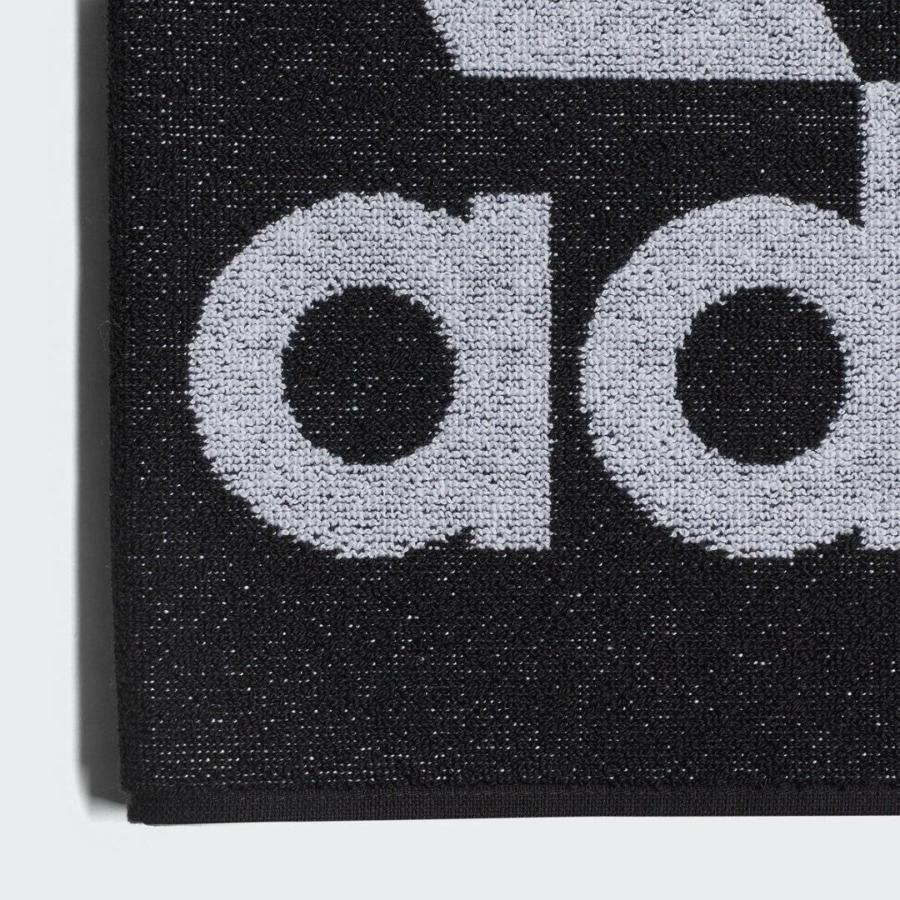 Kép 3/4 - Adidas Törölköző fekete S 2