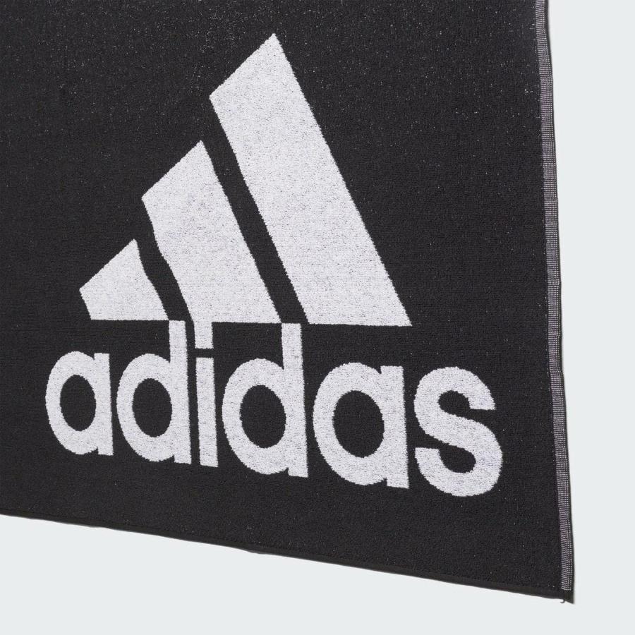 Kép 1/4 - Adidas Törölköző fekete L