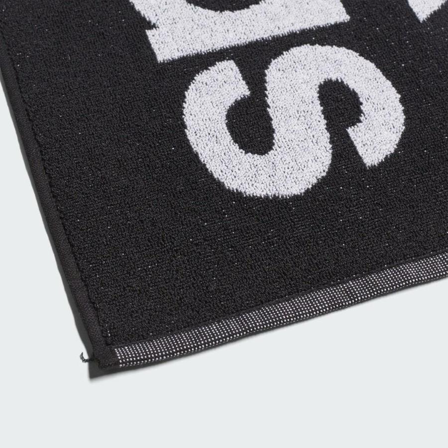 Kép 2/4 - Adidas Törölköző fekete L 1