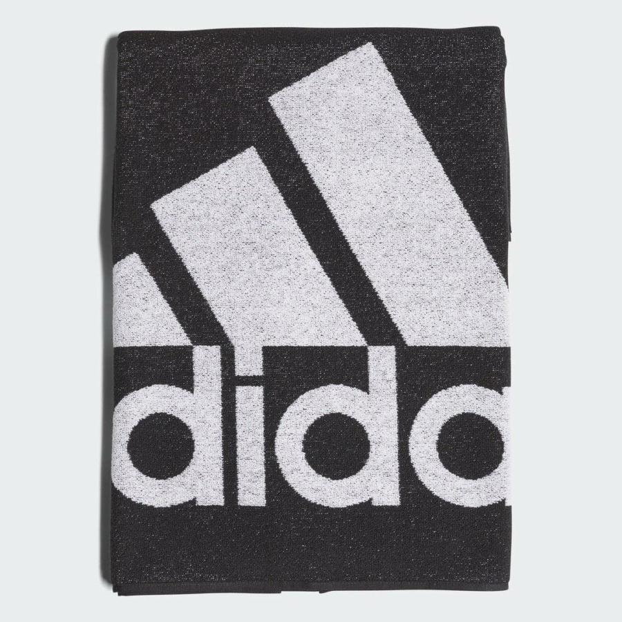 Kép 4/4 - Adidas Törölköző fekete L 3