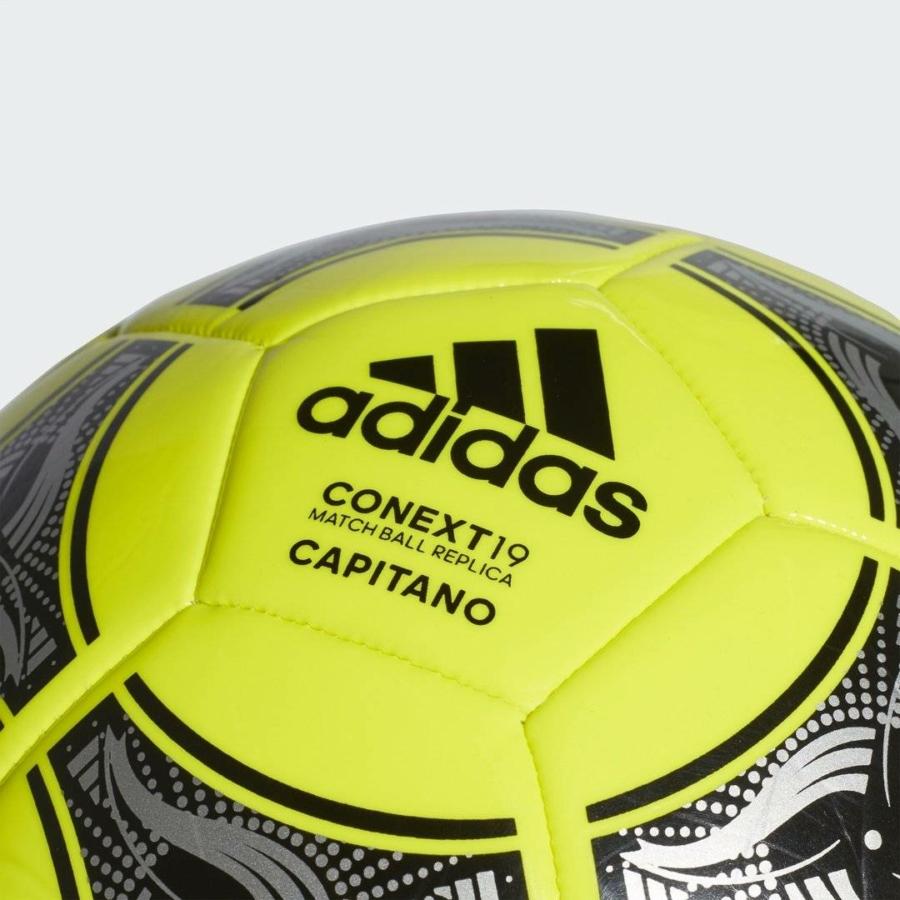 Kép 2/5 - Adidas Conext 19 Capitano foci labda sárga 1