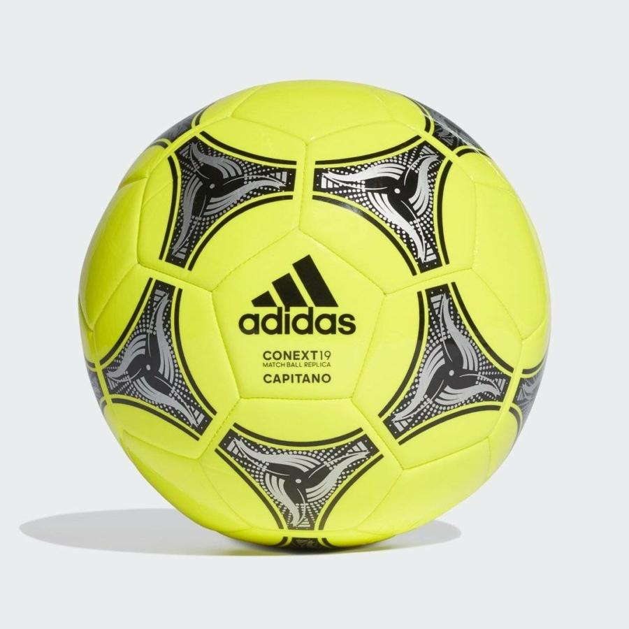 Kép 5/5 - Adidas Conext 19 Capitano foci labda sárga 4