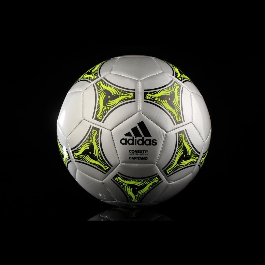 Kép 1/1 - Adidas Conext 19 Capitano foci labda szürke