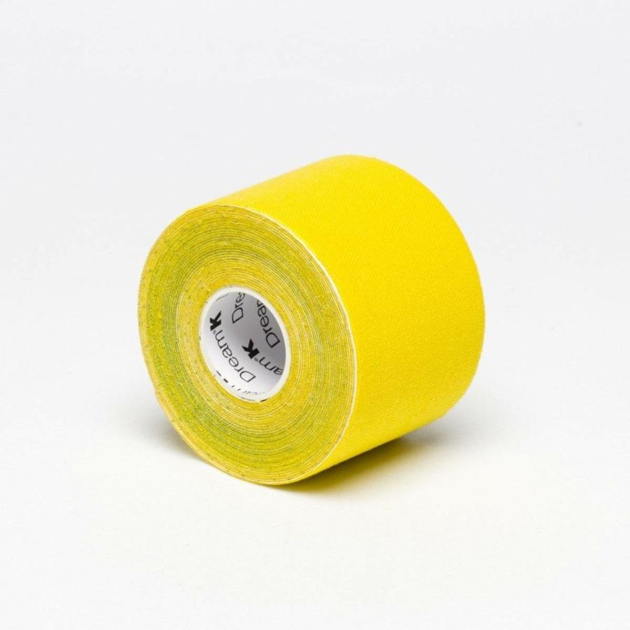 Kép 1/1 - Sixtus Dream K kineziós szalag sárga 5cm x 5m