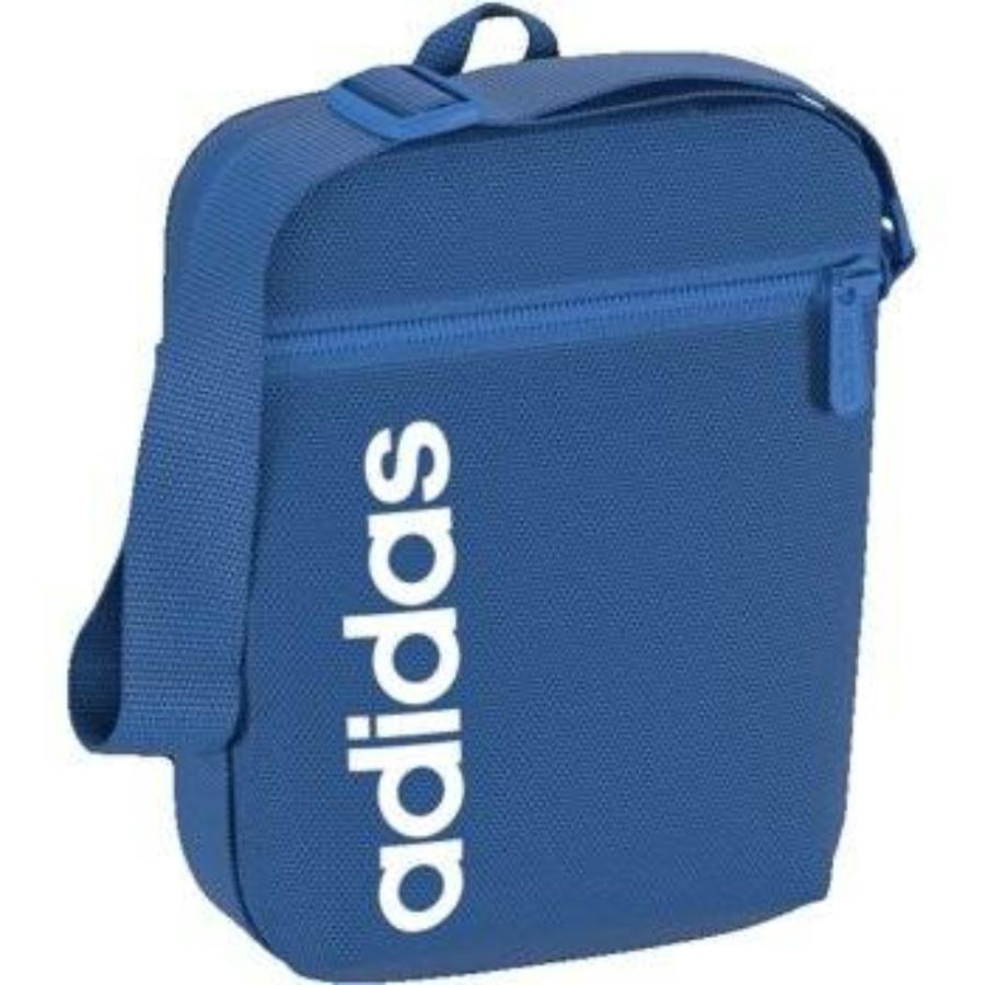 Kép 1/1 - Adidas Linear Core oldaltáska kék