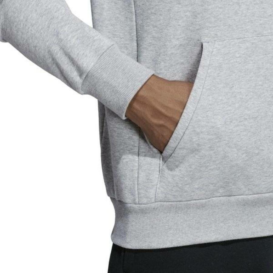Kép 4/4 - MH BOS PO FT szürke pulóver férfi