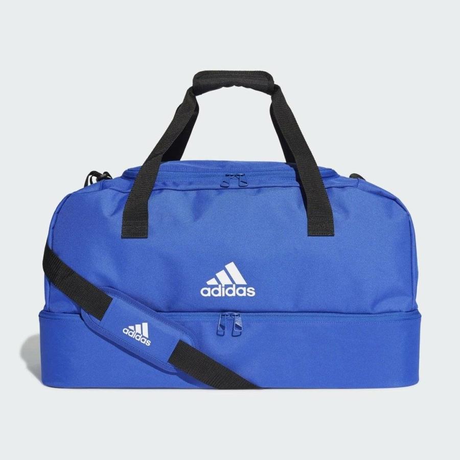 Kép 1/6 - ADIDAS Tiro 19 táska alsó tárolóval, M-es kék