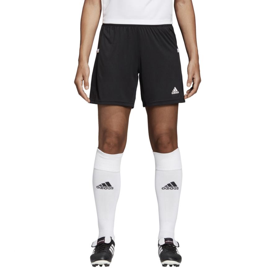 Kép 1/5 - Adidas Team 19 rövidnadrág fekete női