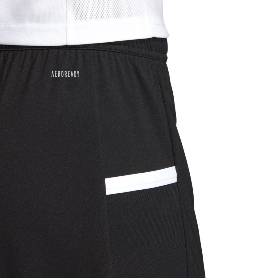 Kép 3/5 - Adidas Team 19 rövidnadrág fekete női 2