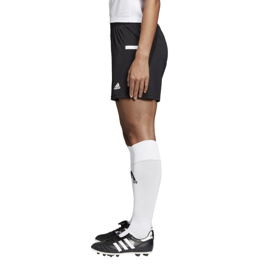 Kép 4/5 - Adidas Team 19 rövidnadrág fekete női 3