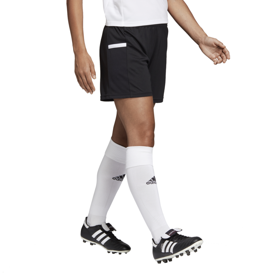 Kép 5/5 - Adidas Team 19 rövidnadrág fekete női 4