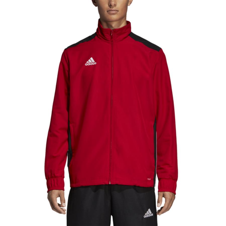 Kép 1/5 - Adidas Regista 18 Presentation utazó melegítő felső felnőtt piros
