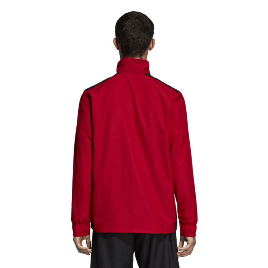 Kép 2/5 - Adidas Regista 18 Presentation utazó melegítő felső felnőtt piros 1