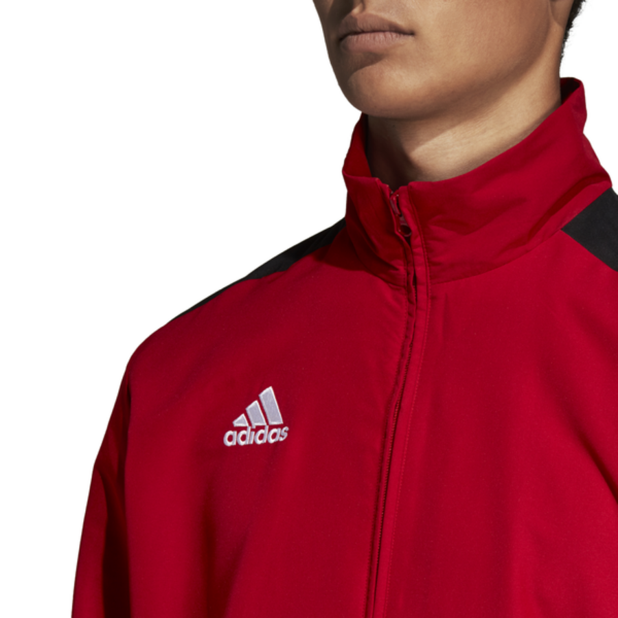 Kép 3/5 - Adidas Regista 18 Presentation utazó melegítő felső felnőtt piros 2