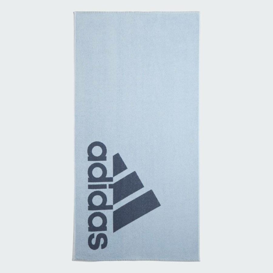 Kép 4/4 - Adidas törölköző L kék 3
