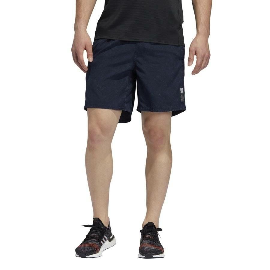 Kép 1/5 - ADIDAS SATURDAY SHORT sötétkék rövidnadrág férfi