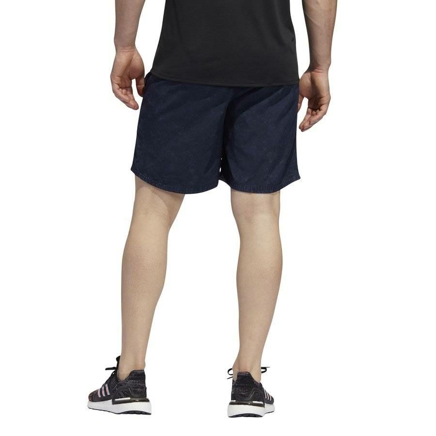 Kép 2/5 - ADIDAS SATURDAY SHORT sötétkék rövidnadrág férfi 1