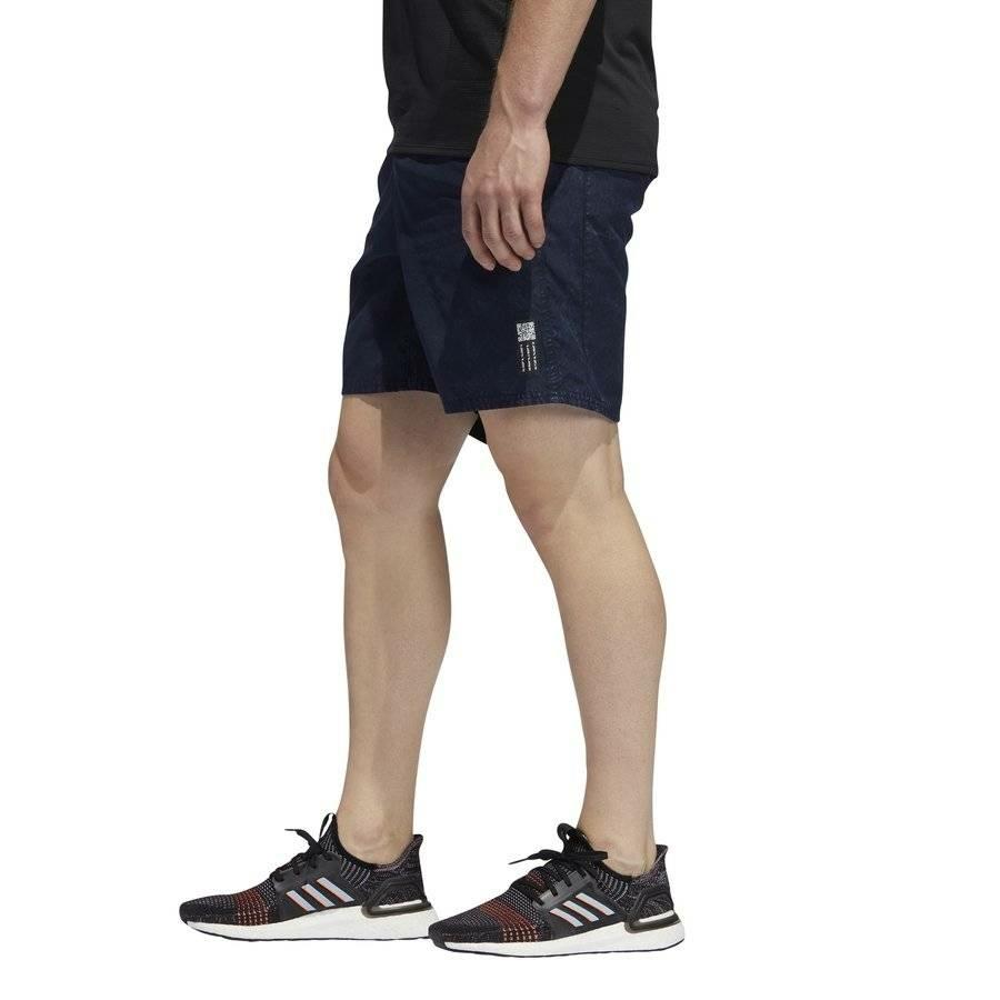 Kép 5/5 - ADIDAS SATURDAY SHORT sötétkék rövidnadrág férfi 4