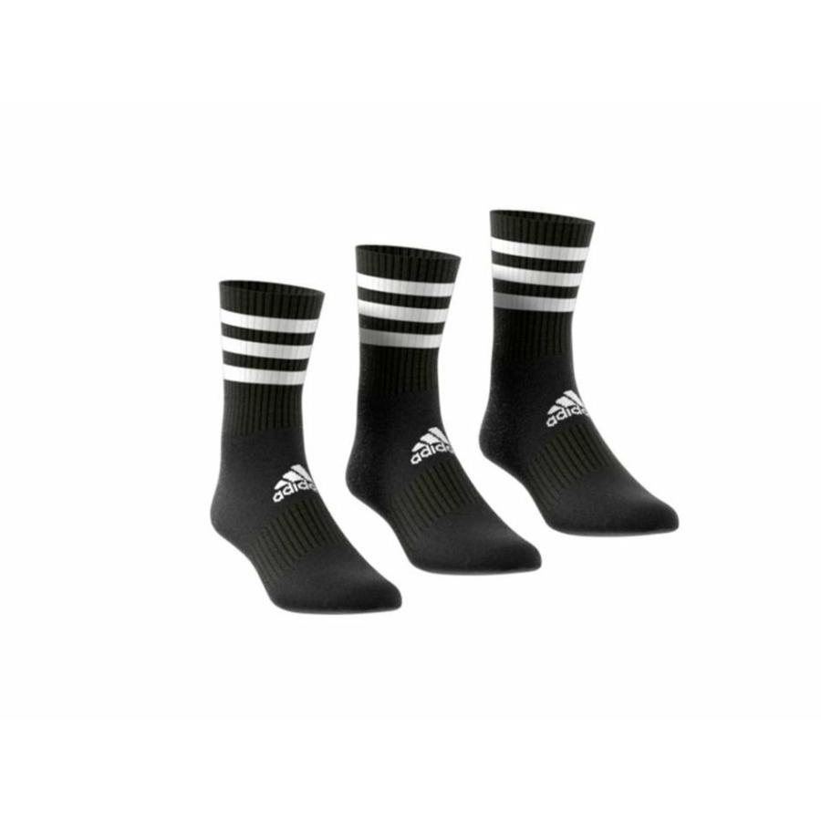 Kép 1/1 - ADIDAS 3S CSH CRW 3P fekete zokni