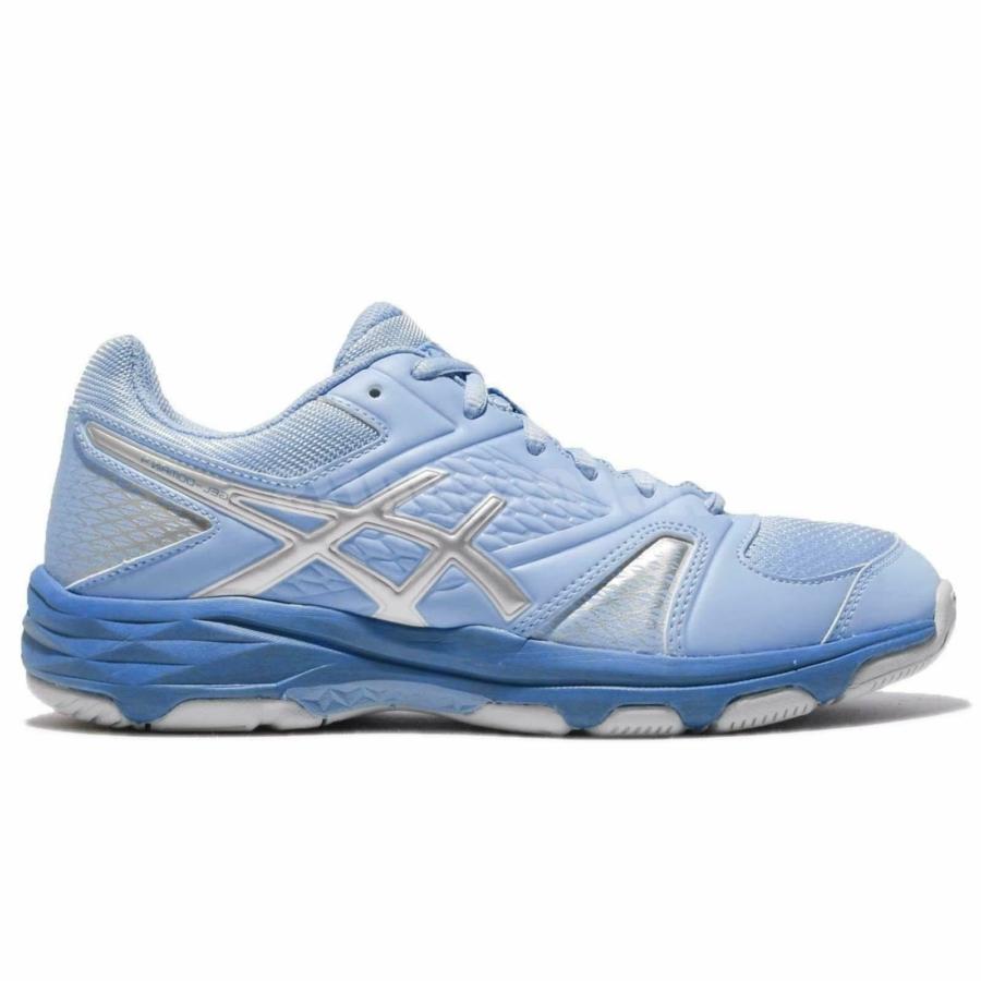 Kép 1/4 - Asics Gel-Domain női kézilabda cipő - kék-szürke-fehér