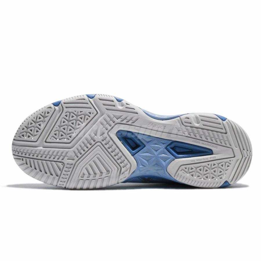 Kép 3/4 - Asics Gel-Domain női kézilabda cipő - kék-szürke-fehér 2