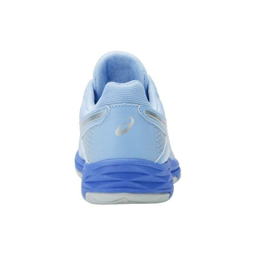 Kép 4/4 - Asics Gel-Domain női kézilabda cipő - kék-szürke-fehér 3