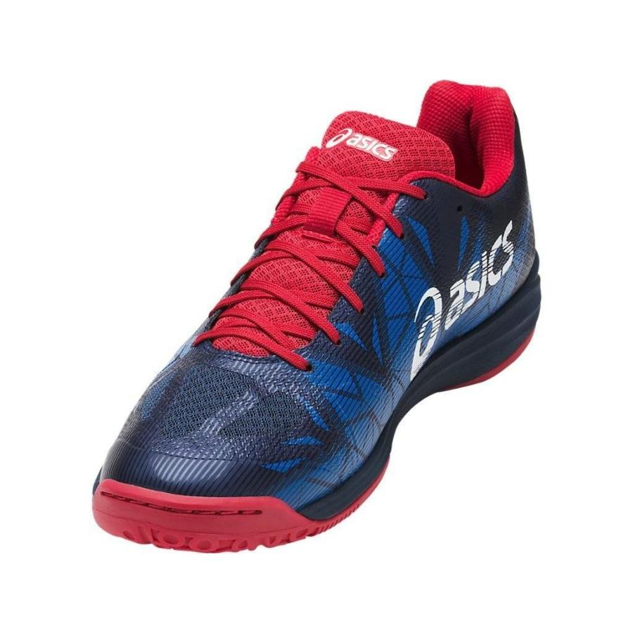 Kép 2/3 - Asics Gel-Fastball 3 kézilabda cipő - kék-piros 1