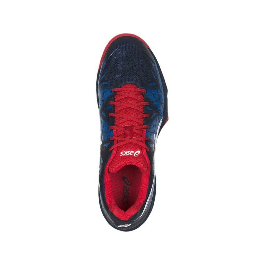 Kép 3/3 - Asics Gel-Fastball 3 kézilabda cipő - kék-piros 2