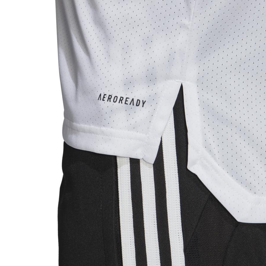 Kép 4/5 - Adidas Condivo 20 ujjatlan póló felnőtt fehér 3