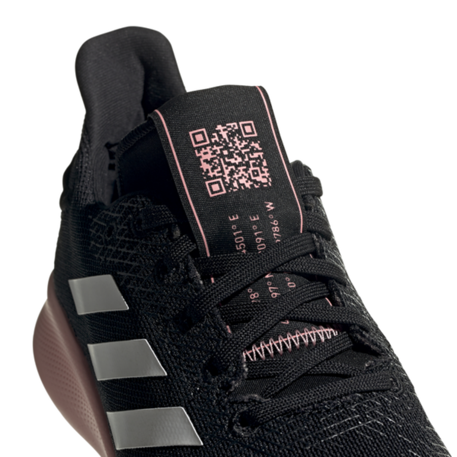 Kép 2/5 - ADIDAS SENSEBOUNCE STREET W Fekete cipő 1
