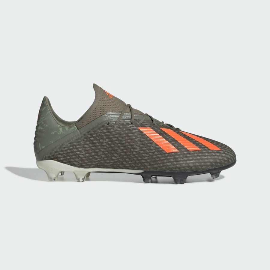 Kép 9/9 - Adidas X 19.2 FG stoplis cipő 8