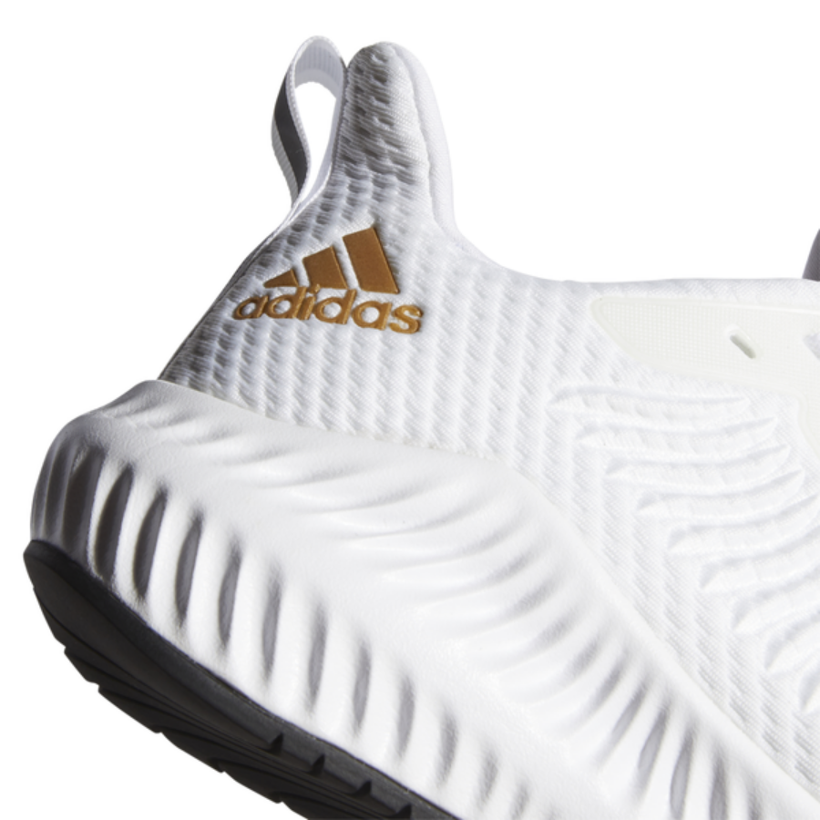Kép 3/5 - ADIDAS ALPHABOUNCE 3 W fehér női cipő 2