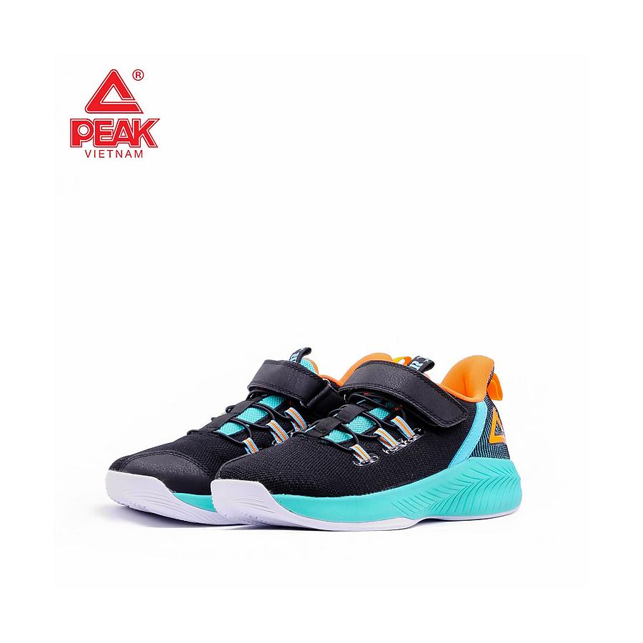 Kép 1/1 - EK0211/B Peak gyerek kosárlabda cipő fekete