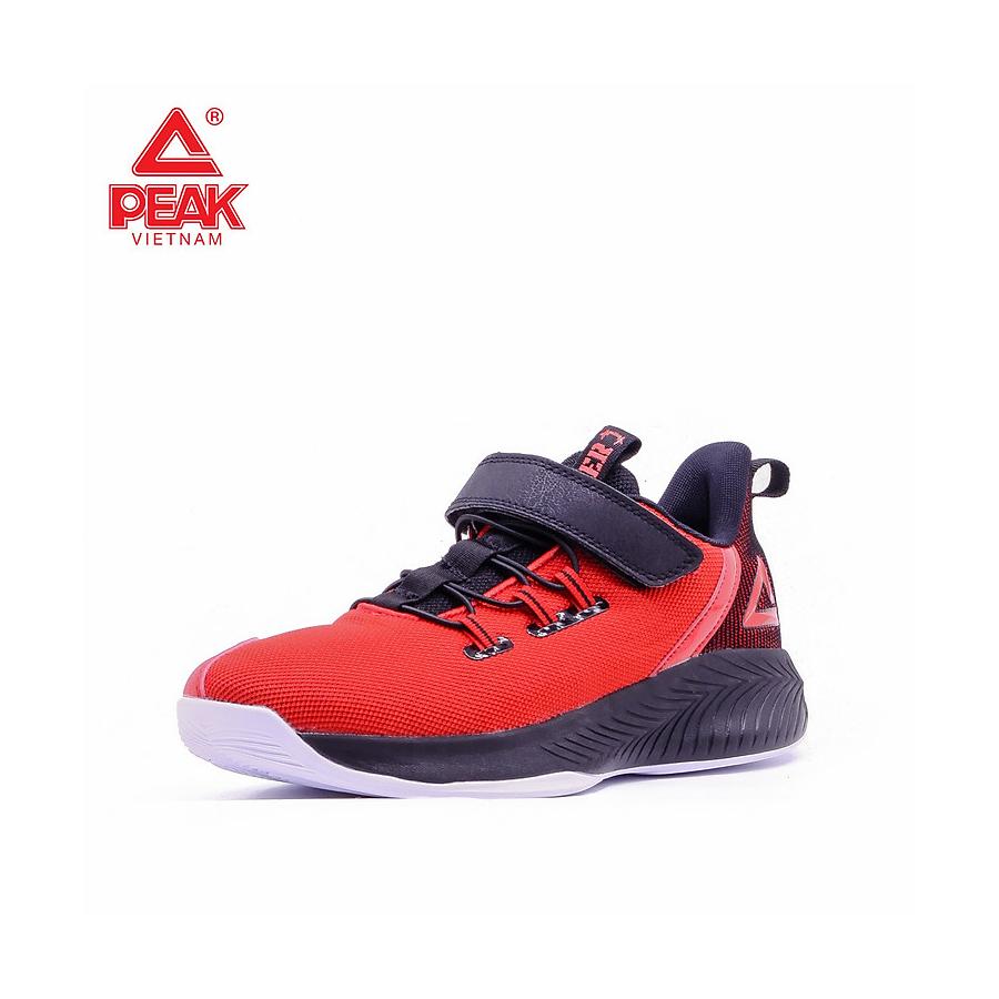 Kép 1/1 - EK0211/R Peak gyerek kosárlabda cipő piros
