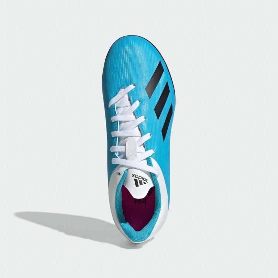 Kép 8/9 - Adidas X 19.4 TF műfüves cipő Junior 7