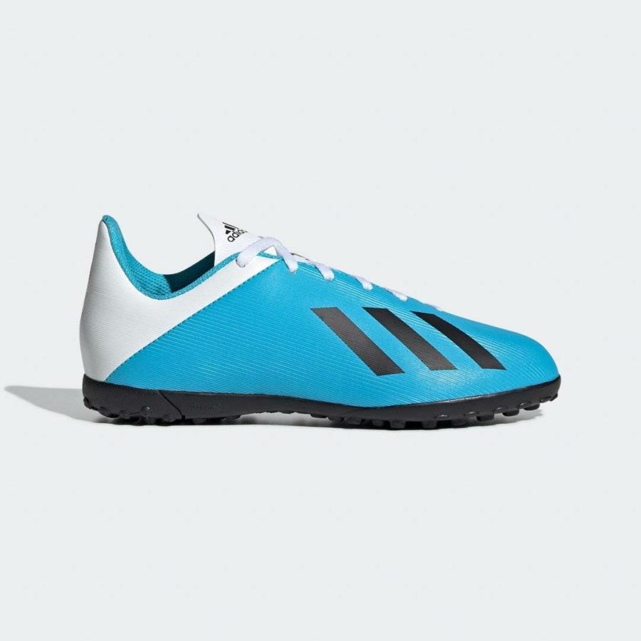 Kép 9/9 - Adidas X 19.4 TF műfüves cipő Junior 8