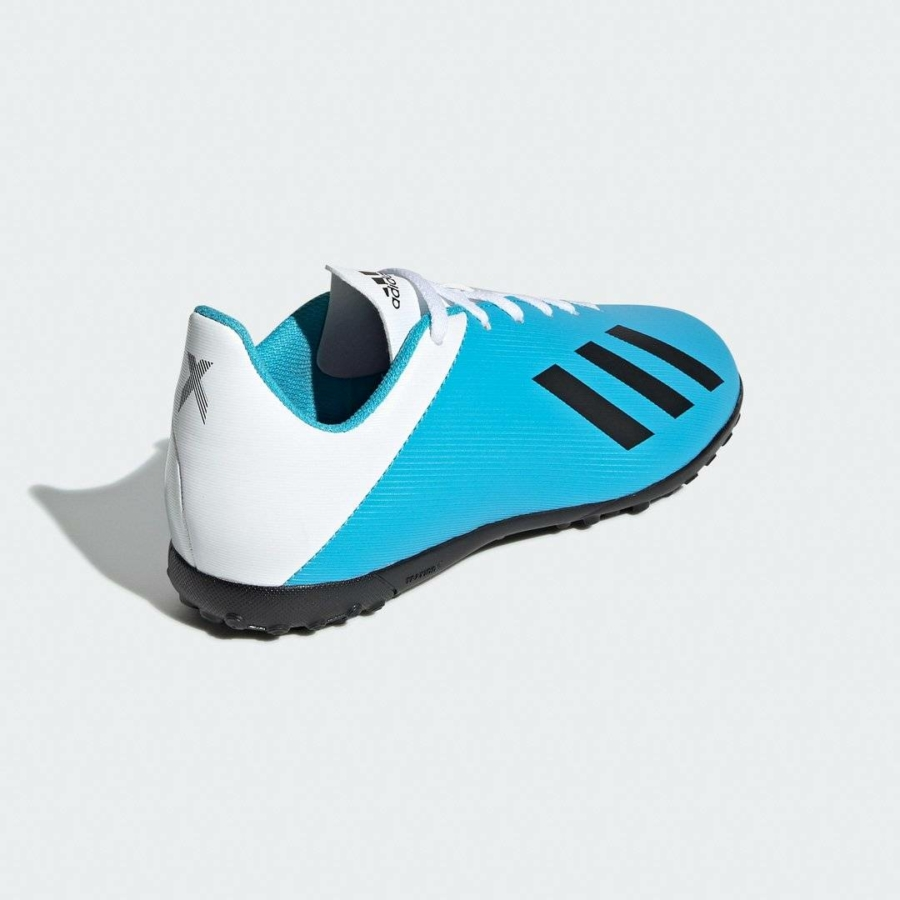 Kép 1/9 - Adidas X 19.4 TF műfüves cipő Junior