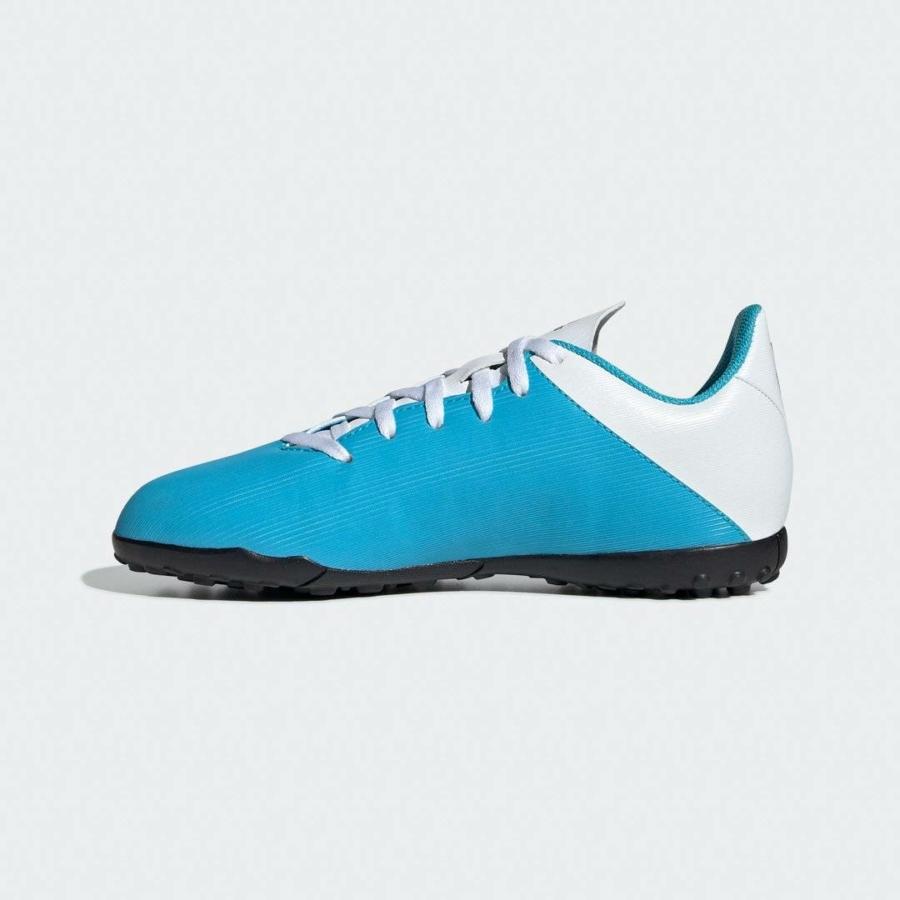 Kép 7/9 - Adidas X 19.4 TF műfüves cipő Junior 6