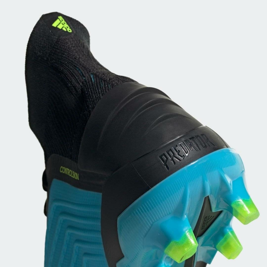 Kép 4/9 - Adidas Predator 19.1 FG stoplis cipő 3