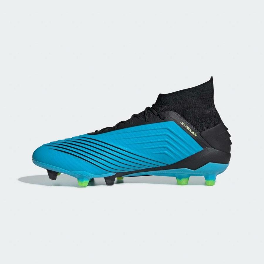 Kép 7/9 - Adidas Predator 19.1 FG stoplis cipő 6