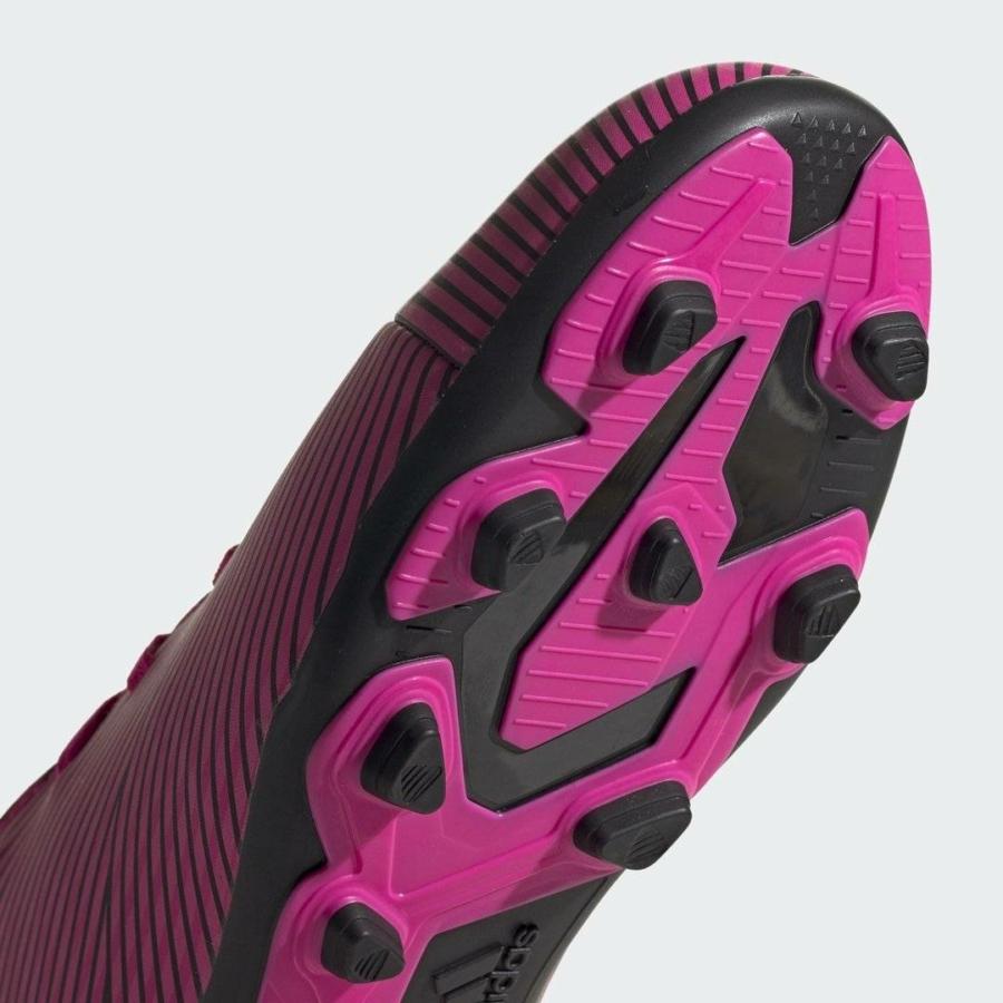 Kép 5/9 - Adidas Nemeziz 19.4 FxG junior stoplis cipő 4