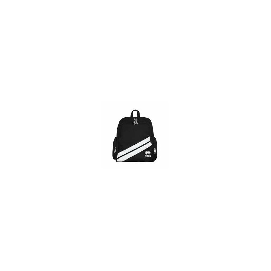 Kép 1/1 - Errea Idris KID hátizsák fekete-fehér
