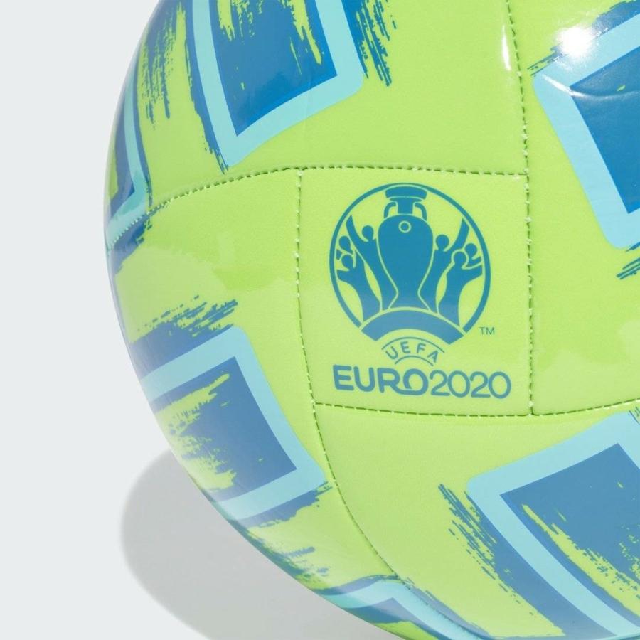 Kép 3/5 - Adidas Uniforia Club foci labda zöld 2