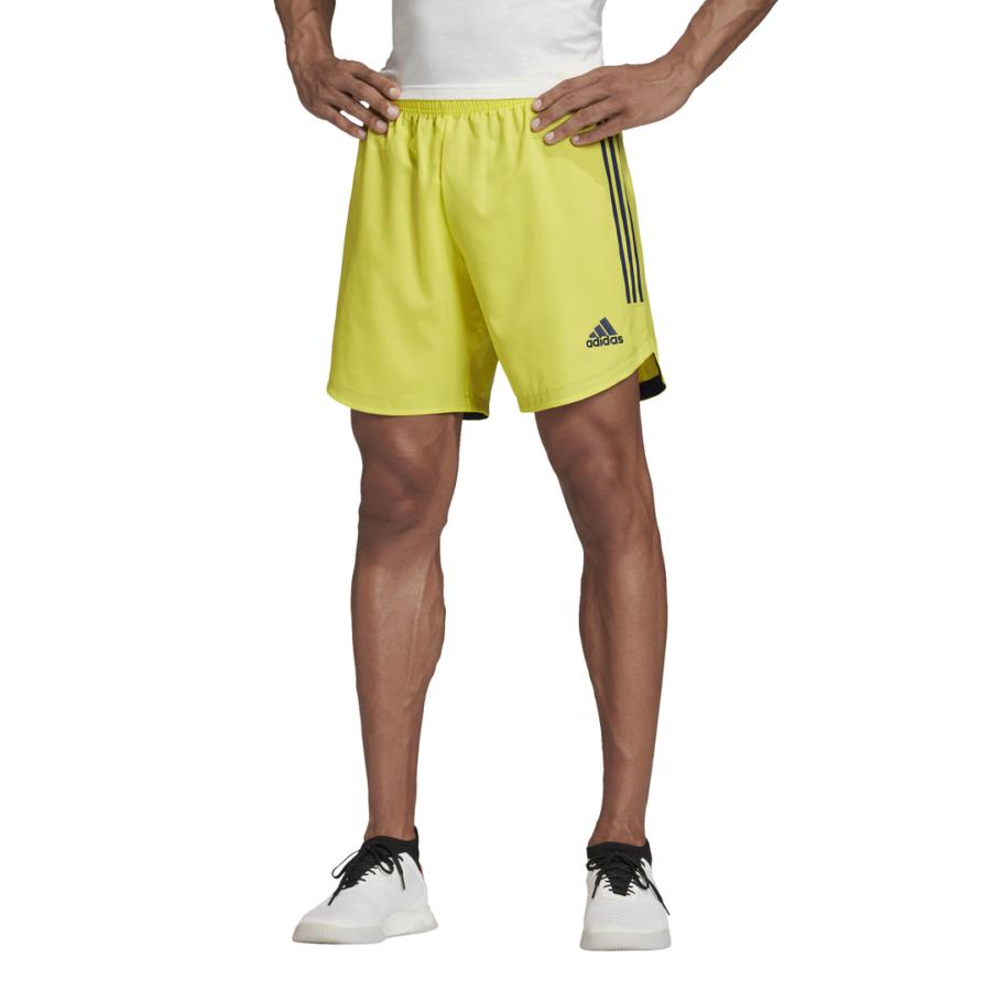 Kép 1/5 - Adidas Condivo 20 rövidnadrág sárga felnőtt