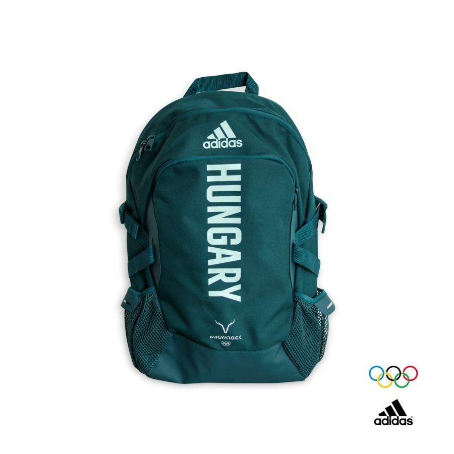 Kép 1/1 - FL7071 Adidas Tokyo 2020 hátizsák zöld