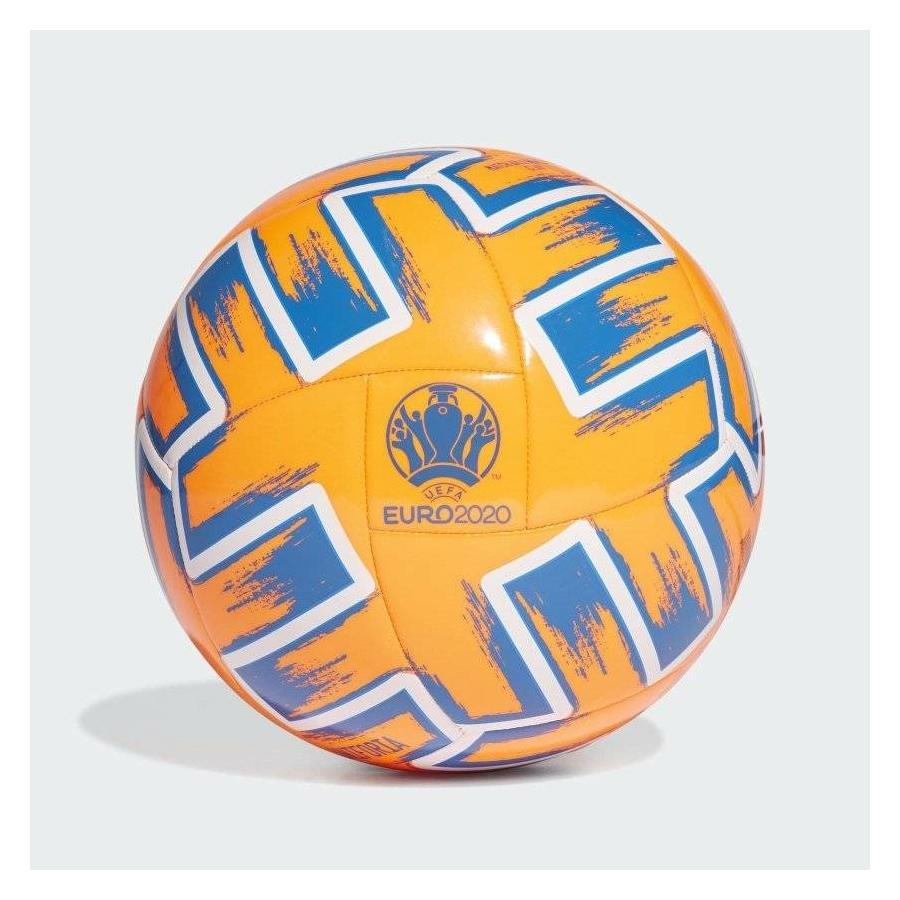 Kép 2/5 - Adidas Uniforia Club foci labda narancs 1